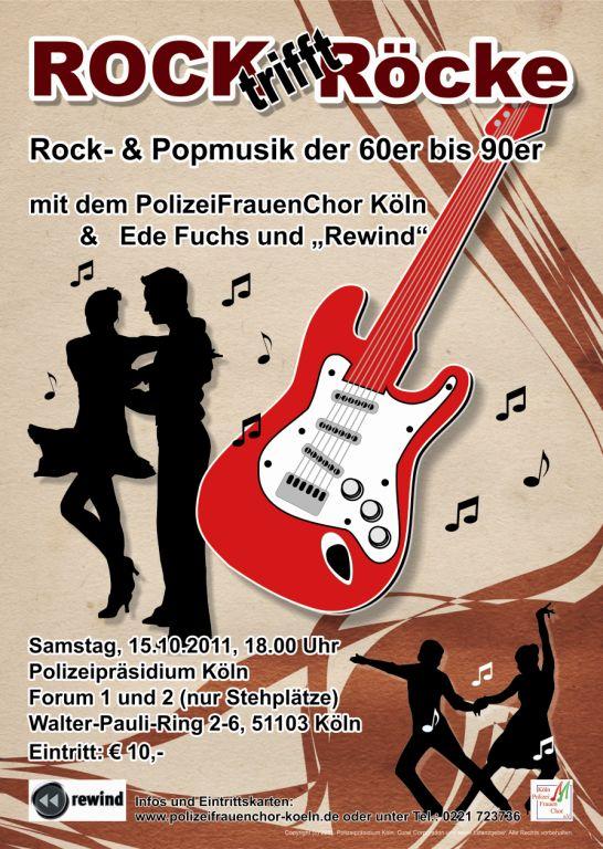 Rock trifft Röcke .. die Zweite