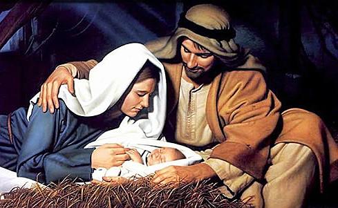 Gesegnete und friedvolle Weihnachten