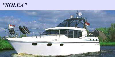 """Unser nächstes Schiff """"Solea"""""""