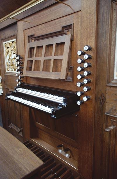 Orgelweihe Abteikirche Brauweiler