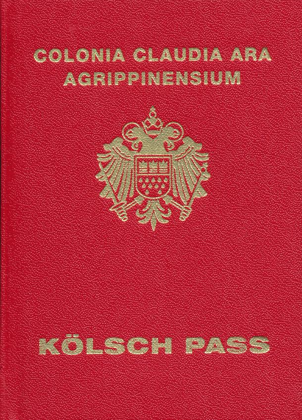 Ich habe ein Visum