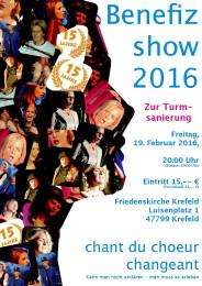 Benefizshow 2016