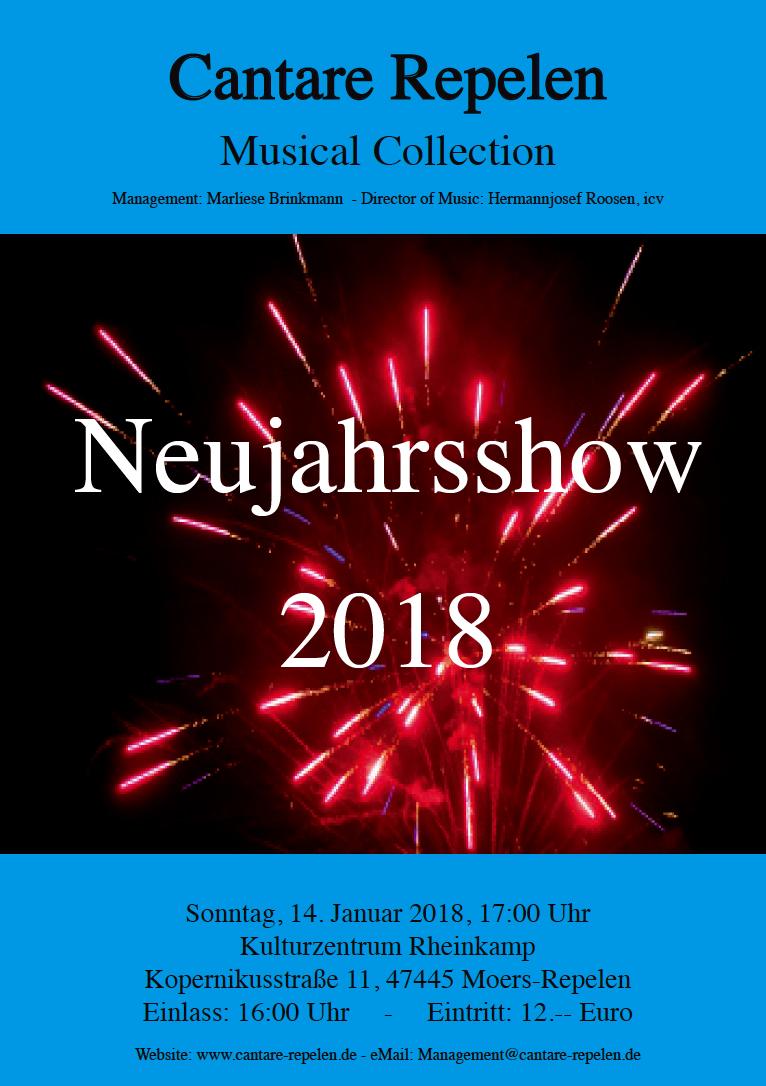 Neujahrsshow 2018